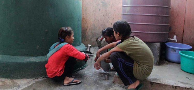 Kasturba Gandhi Residential Girls School Aampata
